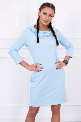 Glara Mikinové šaty s kapucou 618900