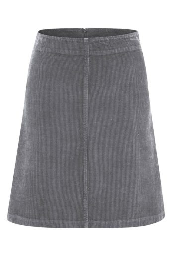 Glara Konopná dámská krátká sukně 596147