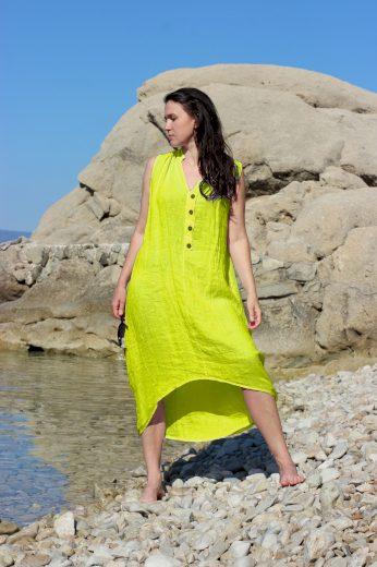 Glara Dámské letní šaty 100% len 658837