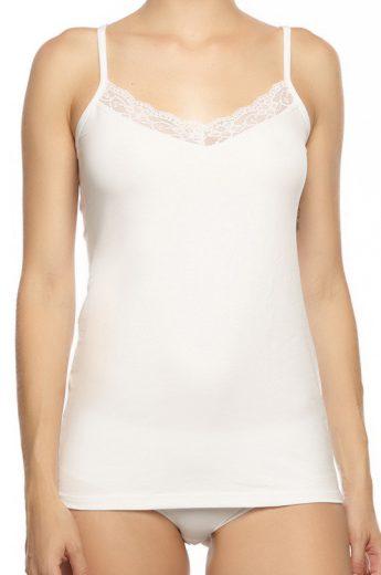 Cotonella Krajková bavlněná spodní košilka 638055