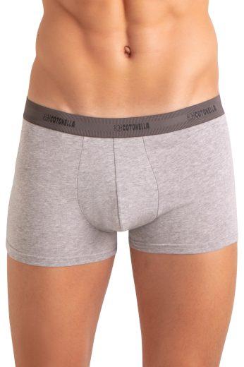 Cotonella Pánské bavlněné boxerky 2 PACK výhodné balení 665095
