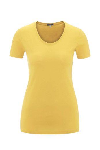 Glara Dámské tričko s krátkým rukávem z organické bavlny 669726