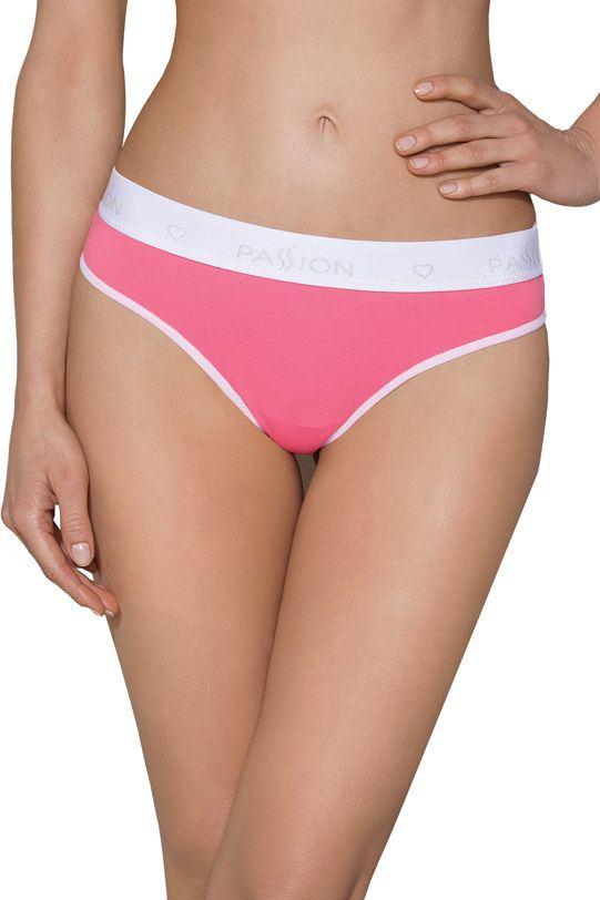 Passion Dámské sportovní kalhotky brazilky PS007 růžové