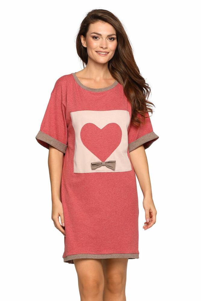Pigeon Dámská noční košile Chantele růžová