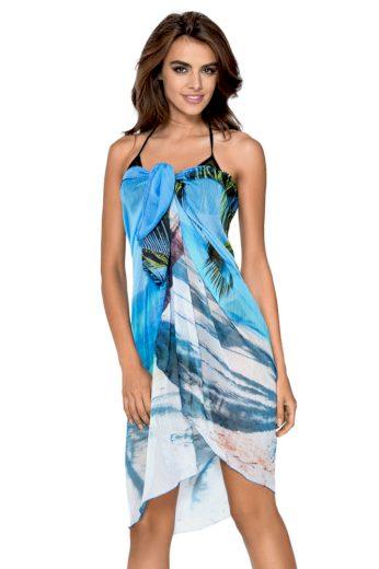 Lorin Plážové pareo Hawai modré
