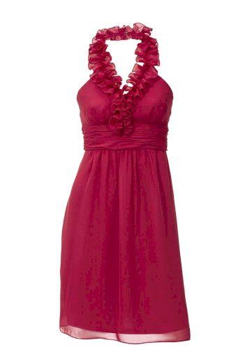 ASHLEY BROOKE EVENT DÁMSKÉ KOKTEJLOVÉ SPOLEČENSKÉ ŠATY ASHLEY BROOKE EVENT, dámské společenské šaty červené, společenské šaty i pro plnoštíhlé