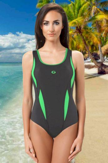 Winner Jednodílné sportovní plavky Aqua II