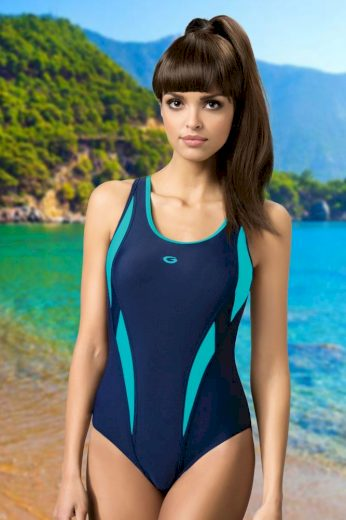 Winner Jednodílné sportovní plavky Aqua III