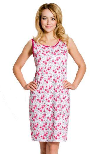 Regina Dámská bavlněná noční košile Zira růžová