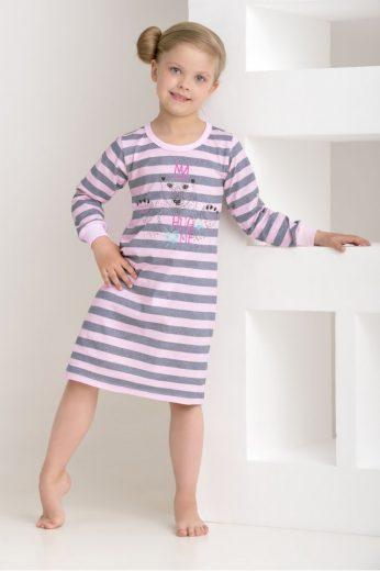 Taro Dětská noční košile Malina