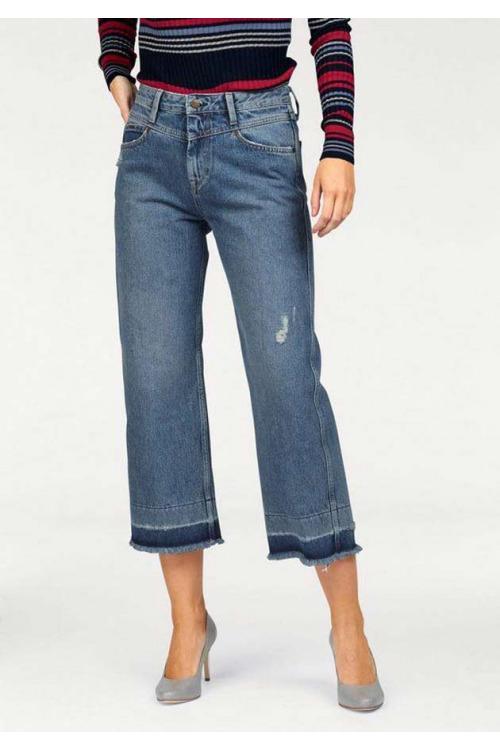 Pepe Jeans, značkové dámské culotte rifle (vel.27 skladem)