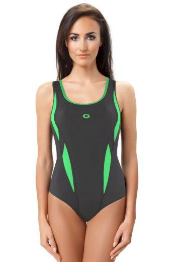 Jednodílné sportovní plavky Aqua II