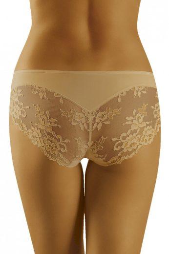 Dámské kalhotky s krajkou Aria béžové