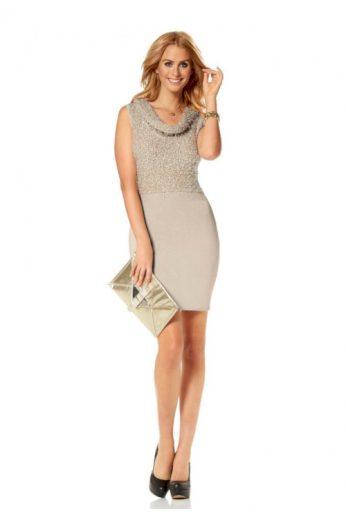 Dámské značkové pletené šaty Marc New York