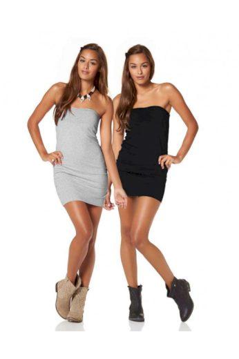 Dvojbalení šaty AJC, 2 ks letních šatů AJC