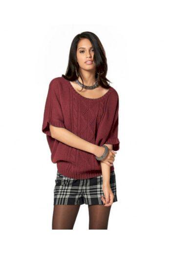 Oversize svetr, volný svetr CHILLYTIME