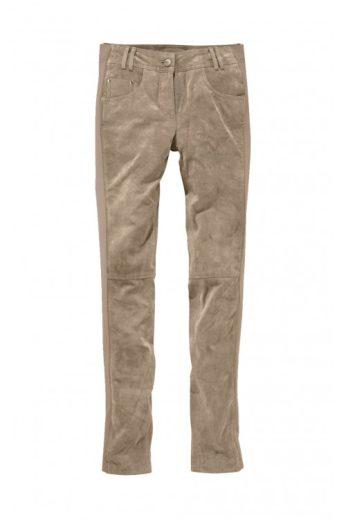 Značkové kožené kalhoty, C.P. TWENTYNINE (vel.40 skladem)