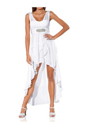 Šifonové koktejlové šaty Carry Allen by Ella Singh