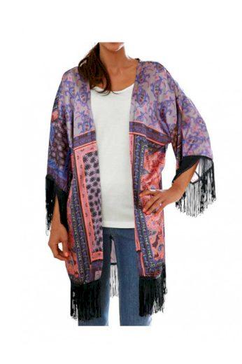 Lehké kimono, PATRIZIA DINI