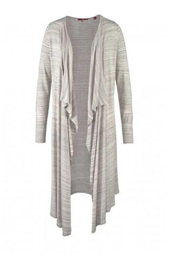 Dlouhý pletený svetr, S.Oliver (vel.44 skladem)