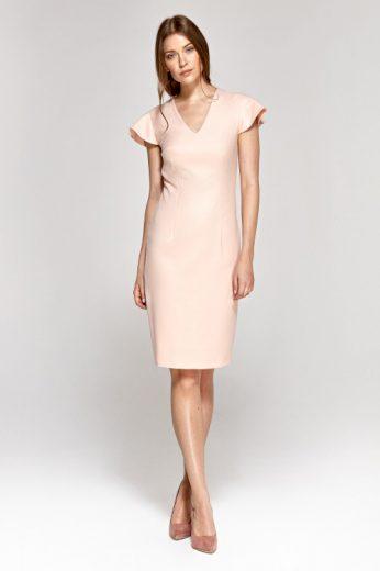 Elegantní pouzdrové šaty NIFE (vel.44 skladem)