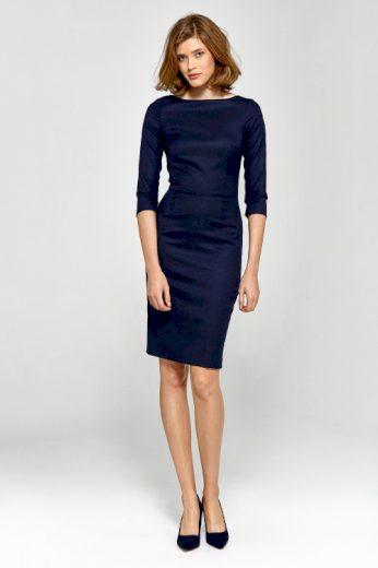 Elegantní pouzdrové šaty NIFE (vel.36 skladem)