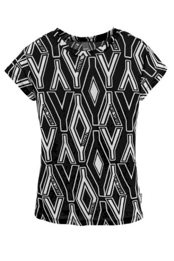 BENCH, dívčí tričko s potiskem (vel.140/146 skladem)