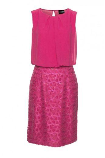 Šaty s krajkou (vel.44 skladem)