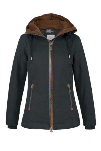 Lehce vatovaná dámská bunda s kapucí, KangaROOS