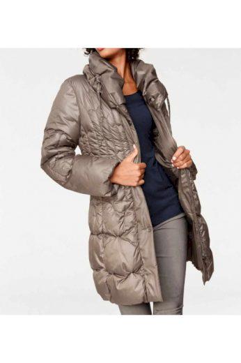 Prošívaný kabát, Linea Tesini (vel.38 skladem)