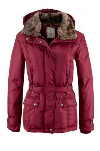 Dámská zimní péřová bunda, BOYSENS