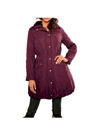 Prošívaný kabát s teplou podšívkou, HEINE (vel.40 skladem)