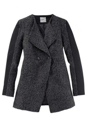 LTB, vlněný krátký dámský kabát (vel.L skladem)