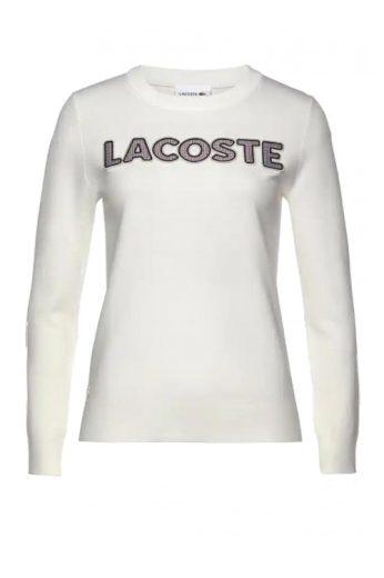 LACOSTE, jemný pletený dámský svetr