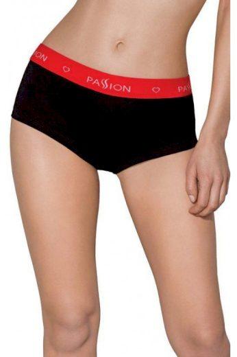 Dámské sportovní kalhotky boxerky PS003 černé