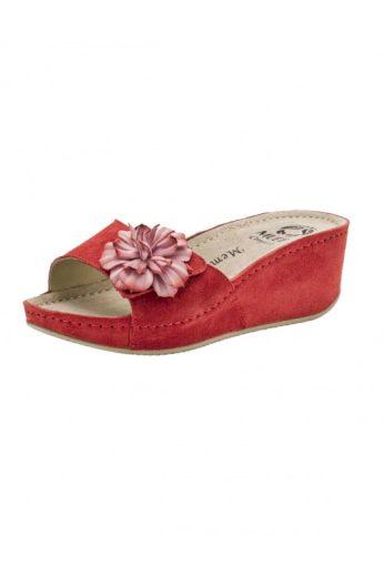 Značkové domácí pantofle z velurové kůže, Mubb (vel.42 skladem)