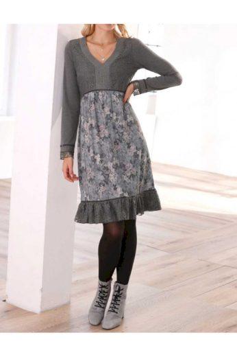 Návrhářské žerzejové šaty, Linea Tesini