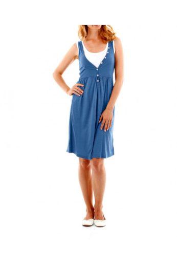 Letní šaty vzhled dva v jednom, CHEER