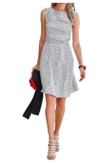 Černobílé šaty, Vivance Collection