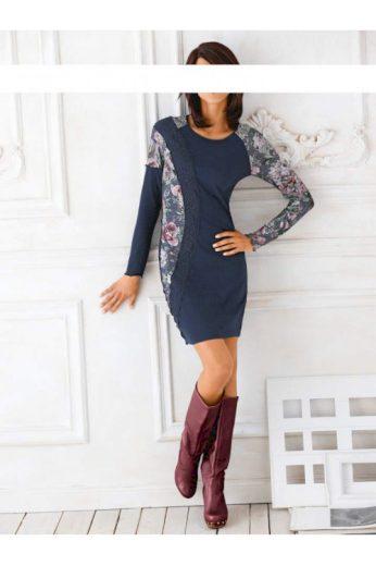 Šaty Linea Tesini s krajkou