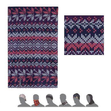 SENSOR TUBE VLOČKY šátek multifunkční multicolor