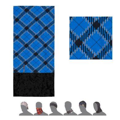 SENSOR TUBE FLEECE HERO šátek multifunkční modrá