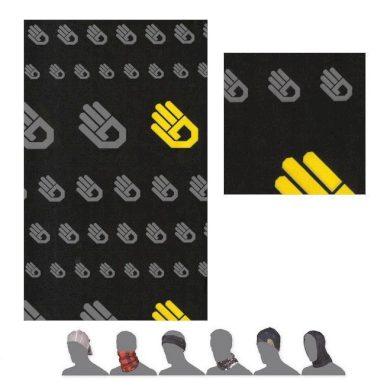 SENSOR TUBE COOLMAX THERMO HAND šátek multifunkční černá