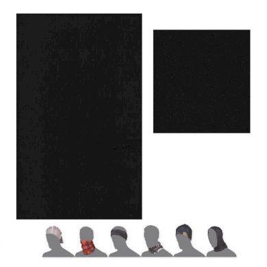 SENSOR TUBE COOLMAX THERMO šátek multifunkční černá
