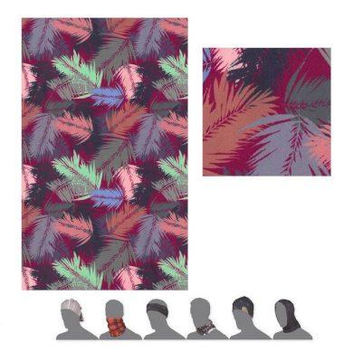 SENSOR TUBE COOLMAX THERMO FEATHER šátek multifunkční lilla/multi