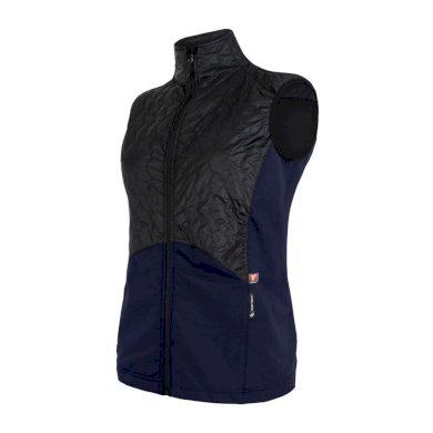 SENSOR INFINITY ZERO dámská vesta černá/deep blue
