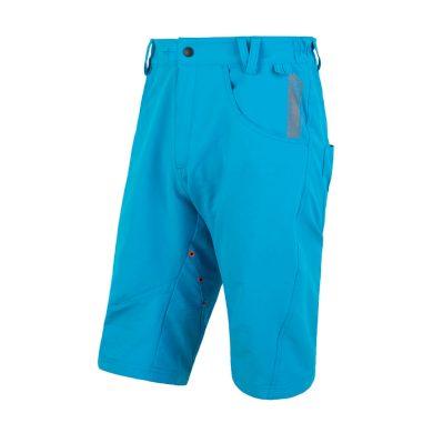 SENSOR CYKLO CHARGER pánské kalhoty krátké volné tyrkys