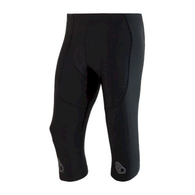 SENSOR CYKLO RACE pánské kalhoty 3/4 černá