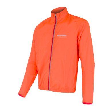 SENSOR PARACHUTE EXTRALITE pánská bunda oranžová reflex