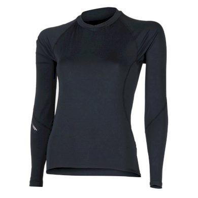 SENSOR COOLMAX FRESH dámské triko dl.rukáv černá